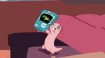 Rufus holding Kimmunicator