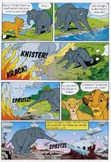 Simba and the Sad Elephant 5