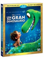 The Good Dinosaur Blu-Ray 3D México