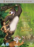 The Jungle Book 1-2 Box Set UK DVD