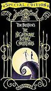 The Nightmare Before Christmas (2000 VHS) Better Image