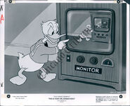 This is your life donald duck press photo front