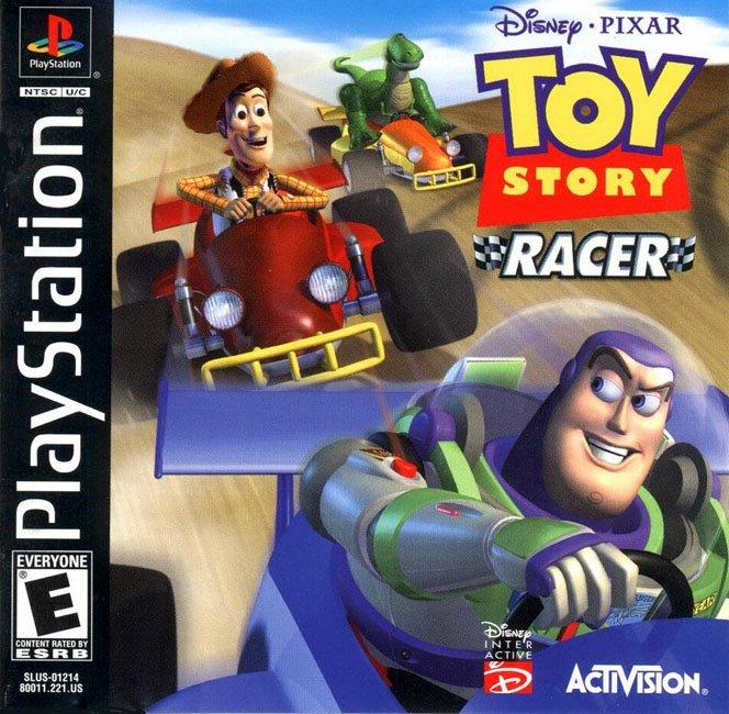 Toy Story Racer Disney Wiki Fandom Powered By Wikia