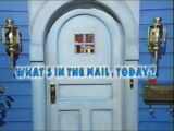 What's in the Mail, Today?