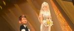 Wreck-It Ralph Felix and Calhoun get married