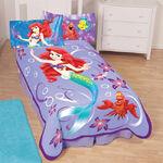 Ariel&sebastion&flounder bedset
