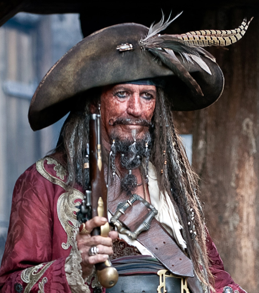 Captain teague disney wiki fandom powered by wikia - Jack et le pirate ...