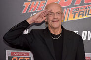 Christopher Lloyd BttF 30th anniversary