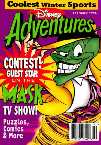 File:Disney Adventures Magazine cover February 1996 The Mask.jpg