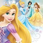 Disney Princess Promotional Art 9