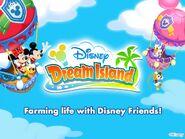 Disney dream island title