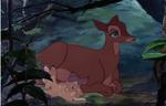 Faline y sus hijos