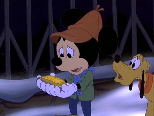 gift of the magi mickey mouse pluto mickeys once upon a christmas 35932610 528 400jpg - Mickey Mouse Once Upon A Christmas