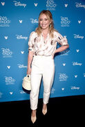 Hilary Duff D23 Expo19
