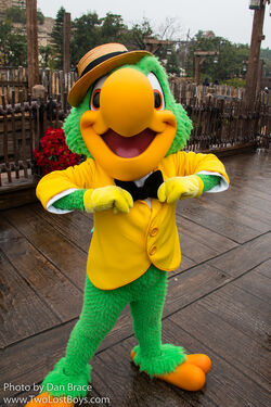 Jose Carioca Character Central