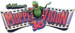 Logo disney-Muppetsvision3d