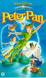 Peter Pan (2001 UK VHS) Better Image