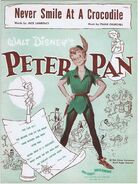 Peter pan songbook 1952