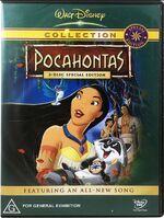 Pocahontas 2004 AUS DVD