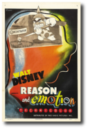 Reason and emotion poster