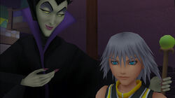 Riku Maleficent hdmix