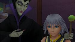 Riku Maleficent hdmix