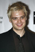 Sebastian Stan 2007 Drama League Awards