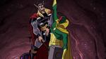 Vision takes down Thor AEMH