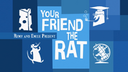 Your Friend the Rat title card
