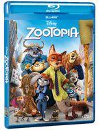 Zootopia Blu-Ray México