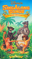 155268155 disney-sing-along-songs-bare-necessities-vhs-video-tape-