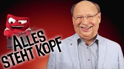 ALLES STEHT KOPF - Die Synchronstimme von WUT - Ab 01.10.2015 im Kino – Disney HD