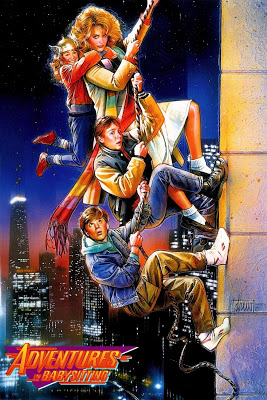 adventures in babysitting 1987 rating
