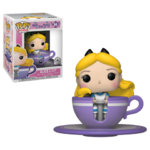 Alice at the Mad Tea Party POP