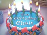 The Birthday Chair