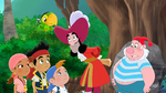 Jake &Crew with Hook& Smee-Jake's Pirate Swap