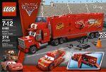 Lego mack's Team Truck