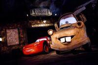 Lightning and Mater RSR