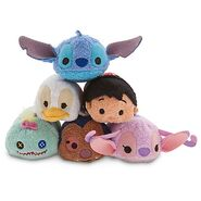 Lilo and Stitch Tsum Tsum Collection (UK and USA)