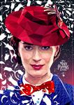 Mary Poppins Returns poster art 5