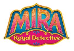 Mira Royal Detective logo