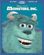 Monsters, Inc. Blu-ray Rerelease