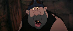 Moose- The Henchman who ties up Fflewddur