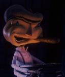Mr. Centipede