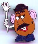 Mr Potaot head Pin