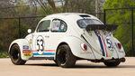 NASCAR Herbie rear