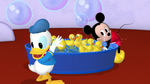 Splish splash donald mickey