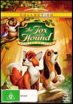 The Fox and the Hound 2007 AUS DVD