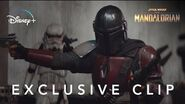 The Mandalorian Exclusive Clip Disney