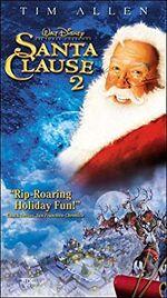 The Santa Clause 2 VHS